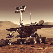 Robots on Mars with Mark Powell