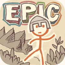 Draw a Stickman EPIC - An iPhone, Android and Windows 8 Game with MonoGame