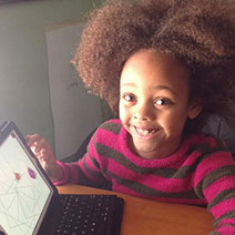 I am teaching my daughter to code with Hopscotch - Fitzgerald Steele