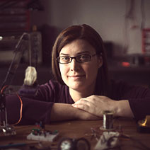March Is For Makers: Modulo and Modular Electronics with Erin Tomson